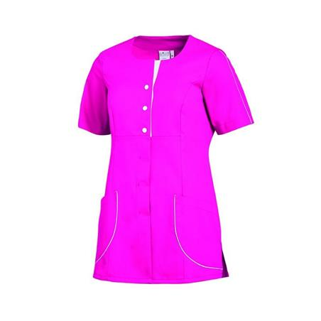 Heute im Angebot: Woman Functional Polo Shirt G11006 von ID / Farbe: rot / 100% POLYESTER  - BERUFSBEKLEIDUNG PFLEGE - KASACK von LEIBER - BERUFSKLEIDUNG PFLEGE